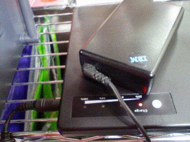Kenko製パソコン用充電バッテリ PC-#3003setを試す。その2