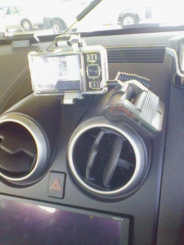 NW-919Aを車載で使う(FMトランスミッタ編)