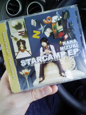 STARCAMP EP 水樹奈々