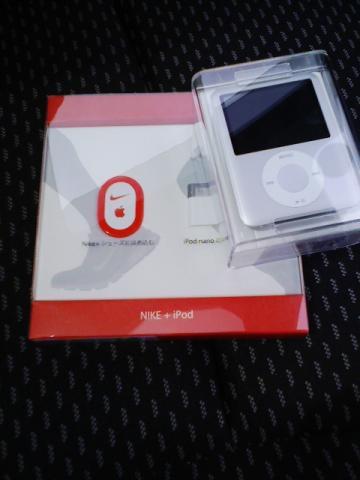 NIKE+iPod デビュー