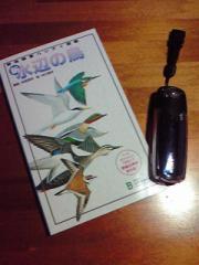 注文した野鳥図鑑の片方が届きました。