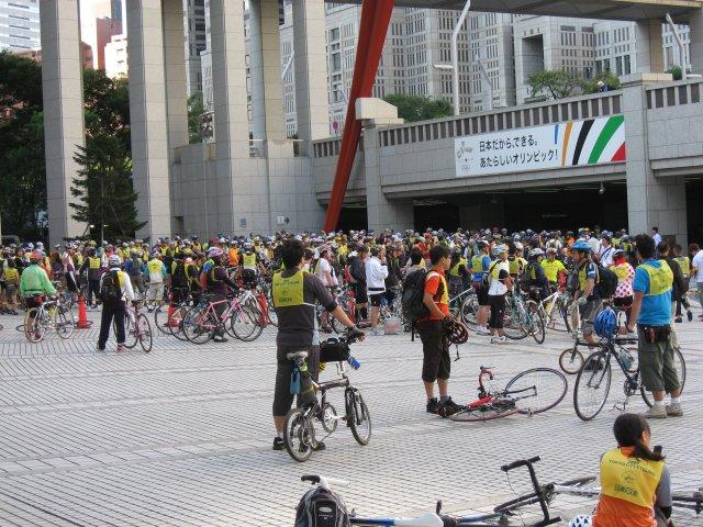 東京シティサイクリング2009 参加してきました