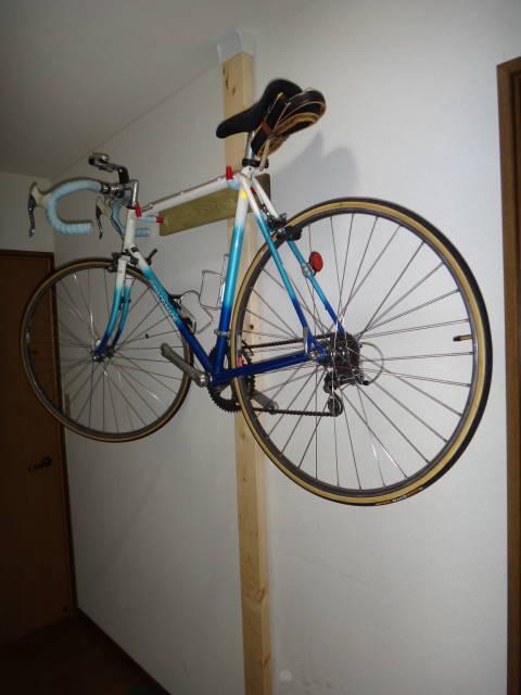 自作自転車用メンテスタンドと ... : 目を掛ける : すべての講義